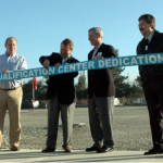 GAS TRAINING FACILITY DEDICATED AT LIVERMORE