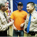 RELUCTANT HERO:  MEMBER AT MERCED I.D. HONORED FOR OVERPASS RESCUE