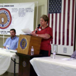 IBEW Unit at Turlock Irrigation District Hosts Candidates Forum