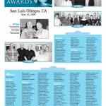 Service Awards: San Luis Obispo, CA – May 16, 2009