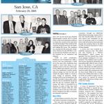 Service Awards: San Jose, CA – May 16, 2009
