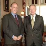 Dalzell Meets with Senator Harry Reid