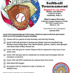 IBEW 9th District Softball sign up