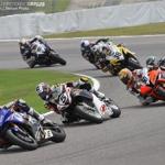 Beaubier Wins Motorcycle Race