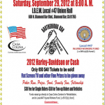 IBEW Motorcycle Run