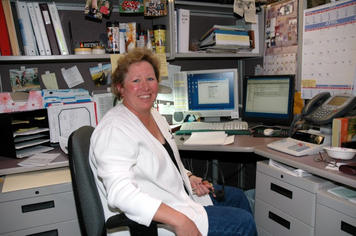 Judy Alexander, Customer Service Rep/Billing, Plumas-Sierra Rural Electric Cooperative