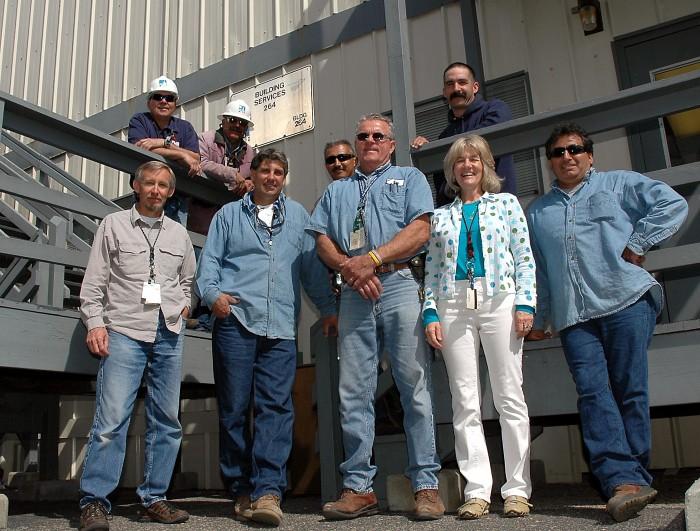 Gregg Larson, Paul Marting, Ron Layugan, Larry Kelley, Ken Gray, Susan Massey, Raul Robles, Mark McDermott, Ric Muscio, PG&E Diablo Canyon 2008