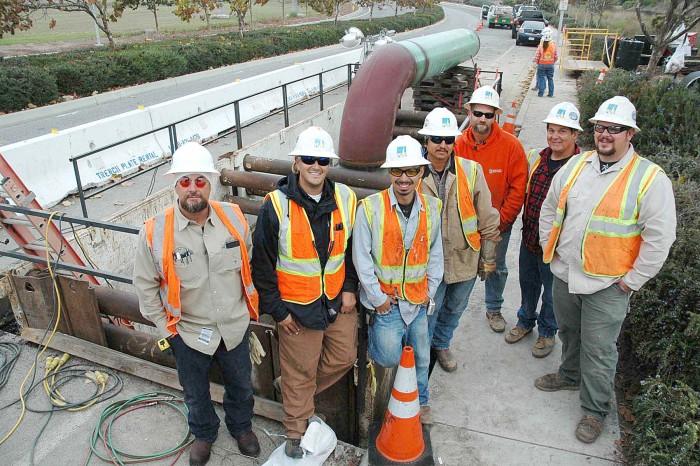 T.C. Gotcher, Mitchell Bowles, Michael Hernandez, Cesar Cobos, Eric Tague, Oscar Martinez, Jake Trogdon, PG&E GC Gas, 2011