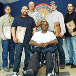 PG&E crew earns Life-Saving Award for selfless action