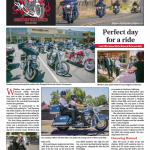 Motorcycle Rally honors Howard Stiefer