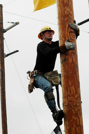 Sign Up For The 31st Annual International Lineman S Rodeo
