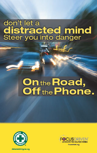 Texting While Driving >> Distracted Driving: #1 Killer of Youth