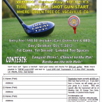 Register now for the Perry Zimmerman 26th annual golf tournament