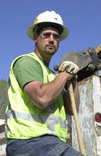 Adam Weber, App. Fitter, Sierra Pacific Power