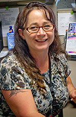 Adriana Hartwig, Nuclear Administrative Specialist, Pacific Gas & Electric