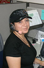 Anita Chavez-Cervantes, Service Representative, PG&E