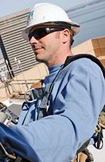 Anthony Jones,  Comm Tech, Pacific Gas & Electric