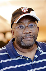 Arthur McGee, Jr., Operating Clerk, Pacific Gas & Electric