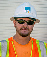 Beau Powell, Utility Worker, Pacific Gas & Electric