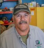 Bill Collins, Lineman, Wells Rural Electric Cooperative
