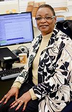 Billie Brinkley, Operating Clerk, Pacific Gas & Electric