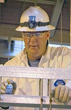 Brad Mirau, Painter B, Pacific Gas & Electric