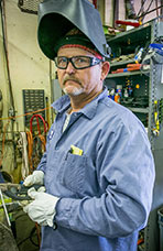 Bronc Cutler, Welder/Mechanic, NV Energy