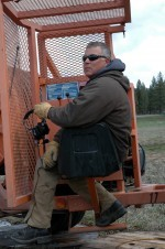 Bruce Smith, Lineman, Plumas-Sierra Rural Electric Co-op