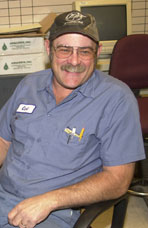 Carl Schmidt, Working Supervisor, City of Redding