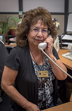 Connie Berroteran, Office Staff Assistant III, City of Lompoc
