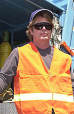Cory Shepard, Field Person, Pacific Gas & Electric
