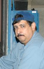 Daniel Talamantes, C Mechanic, Sacramento Regional Transit