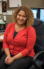 Danielle Morgan, Senior Accounting Clerk, City of Lompoc