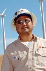 Darrel Matsuura, Electrician, Sacramento Municipal Utility District