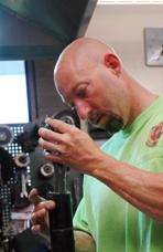 David Doerflinger, Tool Repairer, Sacramento Municipal Utility District