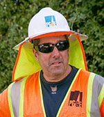 David Haskins, Flagger, Pacific Gas & Electric