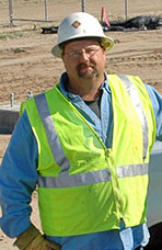 David Tremayne, Substation Electrician, Modesto Irrigation District