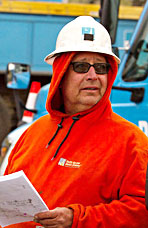 Don Wamsley, Subforeman A, Pacific Gas & Electric