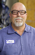 Duane Matheus, Working Foreman, NV Energy