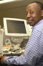 Dwayne Brown, Service Rep., Pacific Gas & Electric
