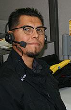 Edgar Moreno, Service Rep, PG&E