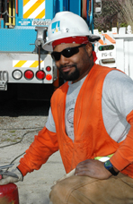 Edmund Singleton, Utility Worker, Pacific Gas & Electric