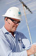 Eric Burk, Telecom Foreman, Pacific Gas & Electric