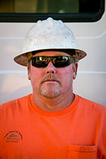 Eric Culp, Equipment Operator III, NV Energy