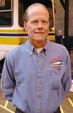Eric Ohlson, Facilities Mechanic, Sacramento Regional Transit