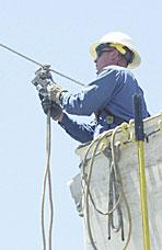 Garrett Smith, Lineman, Sierra Pacific Power