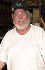 Gary Stoffer, Materials Specialist II, Sacramento Municipal Utility District