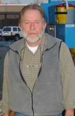 George Albert, Telecom Crew Leader, Pacific Gas & Electric