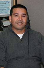 Gerardo Perez, Senior Service Rep, PG&E