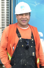 Gerry Delfin, MEO, Pacific Gas & Electric